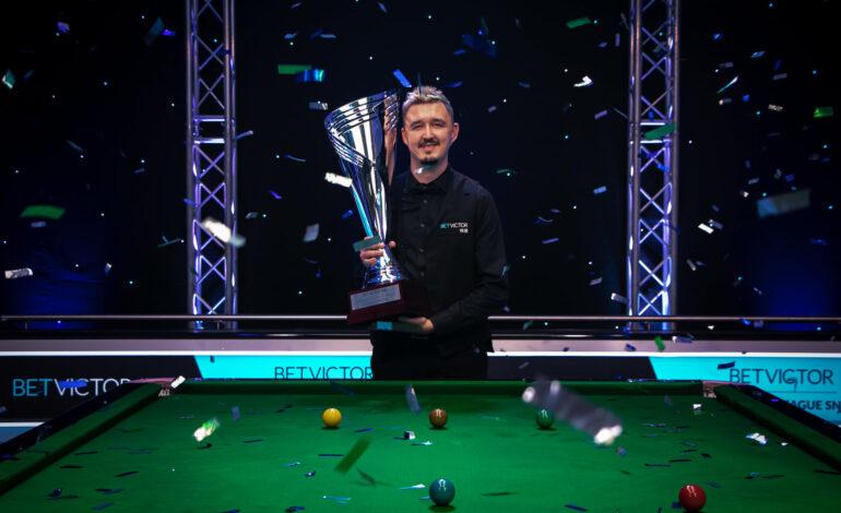 Kyren Wilson vince la Championship League