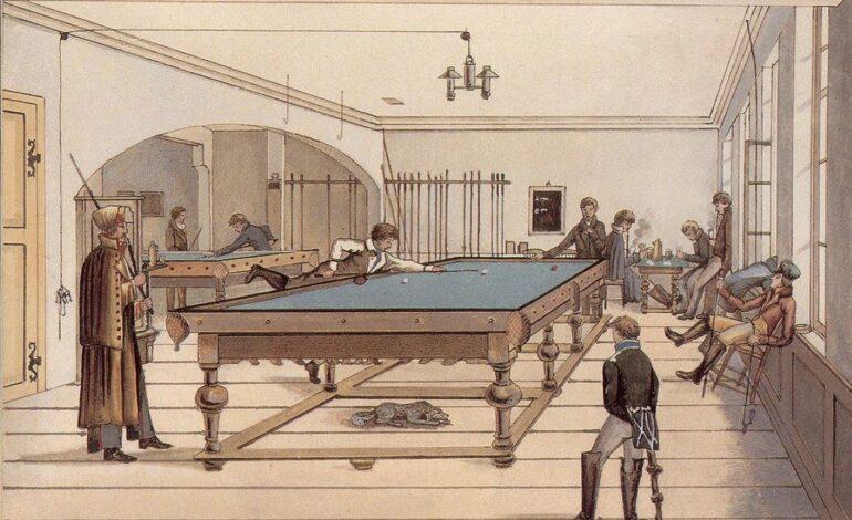 Perché si chiama snooker?