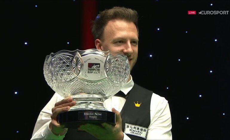 German Masters, Judd Trump si conferma campione