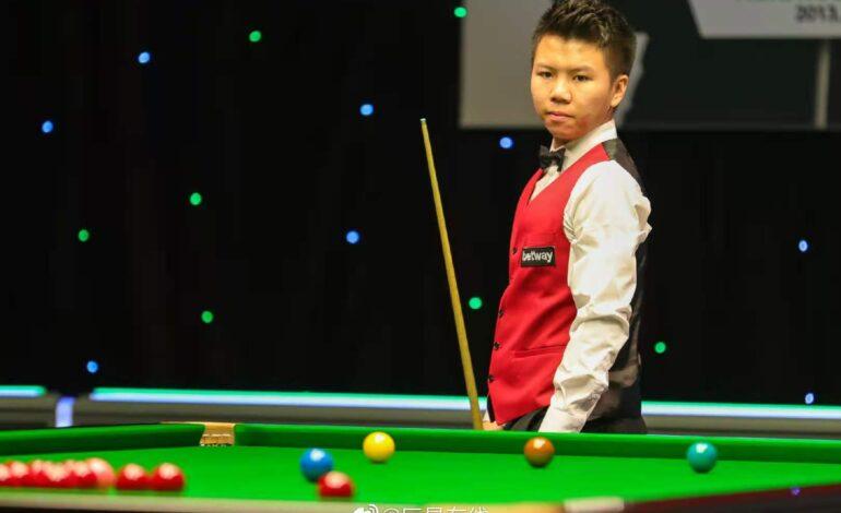 Zhou Yulong Championship League