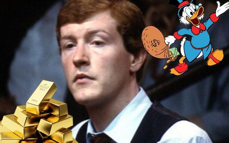 Dagli spiccioli ai milioni: i soldi e lo snooker