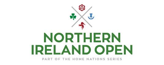 Northern Ireland Open logo