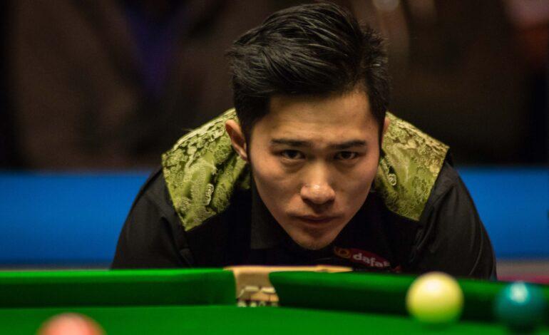 Championship League, Gilbert e Cao alla fase finale
