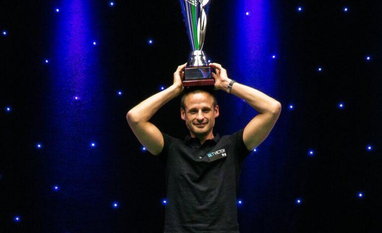 David Gilbert vince la Championship League
