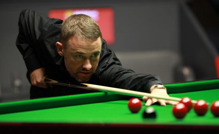 Scottish Open Stephen Hendry