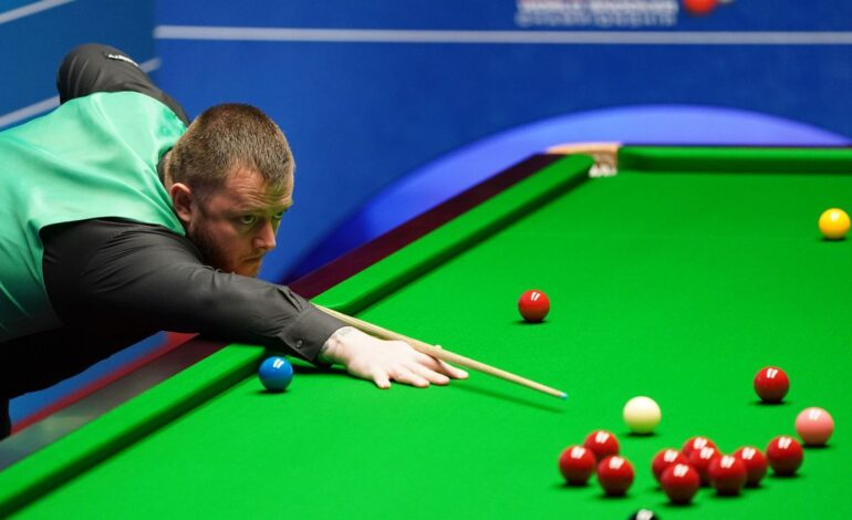German Masters, Allen si qualifica, eliminato Higgins
