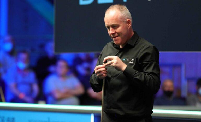 Northern Ireland Open Higgins