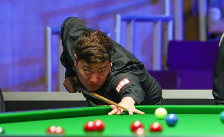 Northern Ireland Open Yan Bingtao